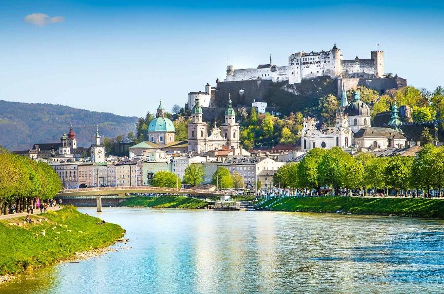 Seniori Austria 2017