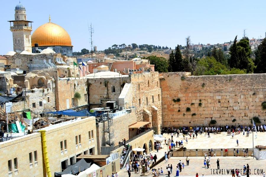 Pelerinaj de 1 Mai in Tara Sfanta, Israel