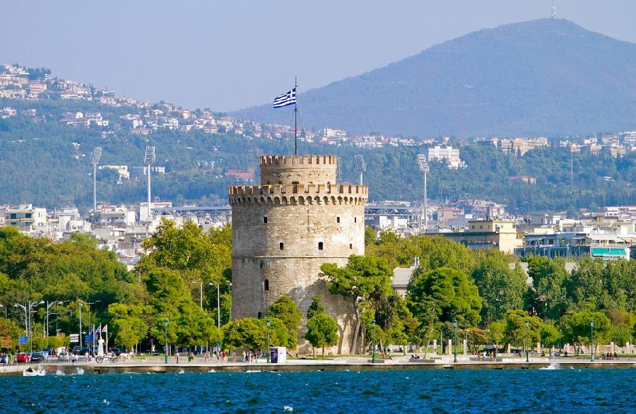 Circuit 1 Mai Grecia 2017: Salonic - Meteora - Atena - Pireu  - Delfi - Sofia