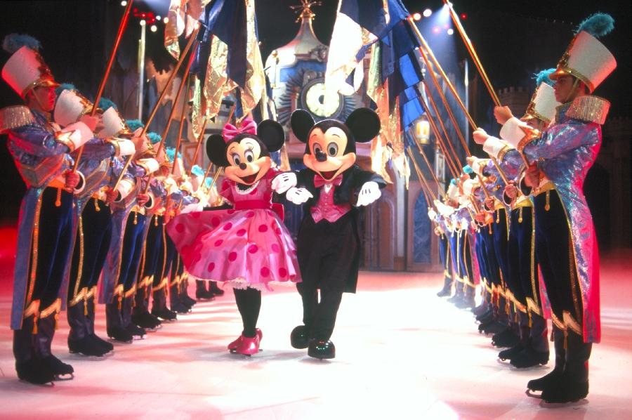 Disney on Ice la Budapesta