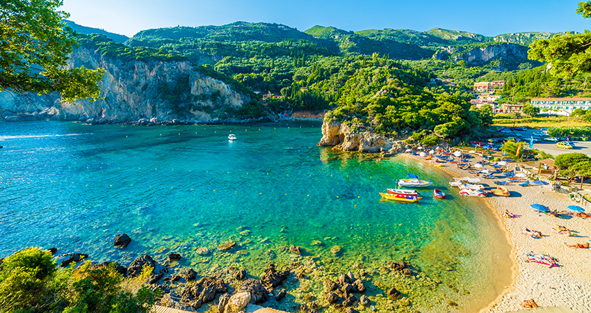 Last Minute Corfu iunie 2017