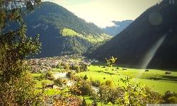 cabanele din Alpenparks Hagan Lodge, statiunea Altausee (Salzkammergut)
