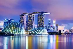 Circuit Singapore si Insula Bitan