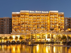 HOTEL BARCELO ROYAL BEACH 5* / Sunny Beach