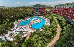Hotel Delphin Deluxe Resort 5 stele, vacanta Alanya, Antalya, Turcia