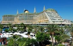 Hotel Delphin Imperial 5 stele, vacanta Antalya, Turcia