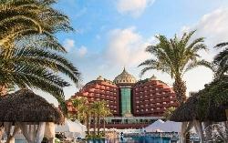 Hotel Delphin Palace 5 stele , vacanta Antalya, Turcia