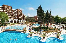 HOTEL FLAMINGO 5 * / Albena - vara