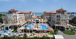 HOTEL IBEROSTAR SUNNY BEACH RESORT 4* / Sunny Beach - Vara 2017