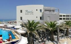 Hotel Pearl Beach 4 stele, vacanta Rethymno, Creta, Grecia