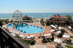 HOTEL ROYAL PALACE HELENA PARK 5* / Sunny Beach -