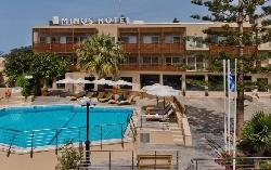 Minos Hotel 4 stele, vacanta Rethymno, Creta, Grecia