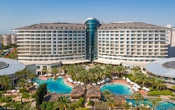 Royal Wings Hotel 5 stele , vacanta Antalya, Turcia