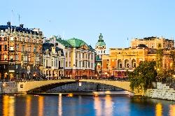 Sejururi Suedia