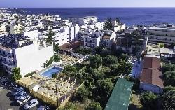 Sergios Hotel 3 stele ,vacanta Heraklion, Creta, Grecia