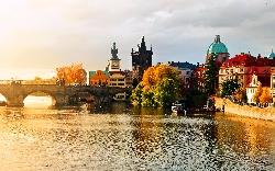 Toamna la Praga