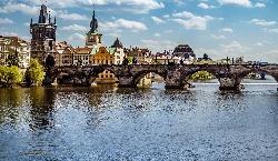 8 Martie la Praga