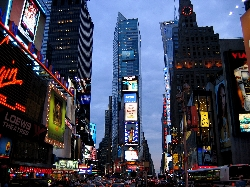 Vacanta la New York